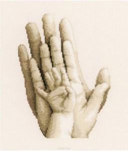 Изображение Семейные руки (Family Hands)