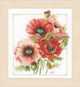 Изображение Букет анемонов (Anemone Bouquet)