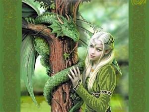 Изображение Зеленая сказка