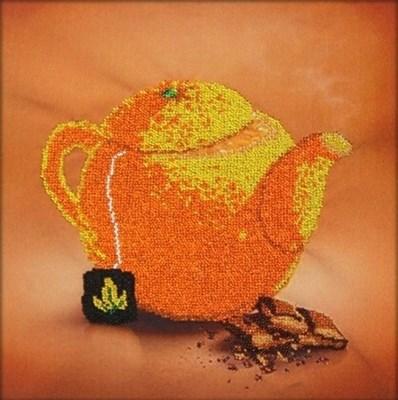 Изображение Апельсиновый чай