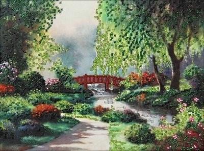 Изображение Мостик в парке