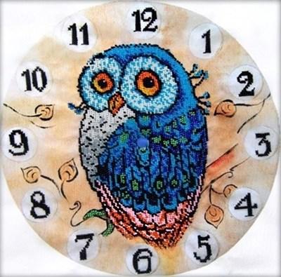 Изображение Часы-Сказочная сова
