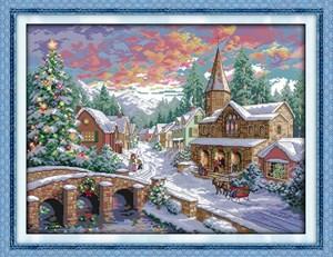 Изображение Рождественские дома