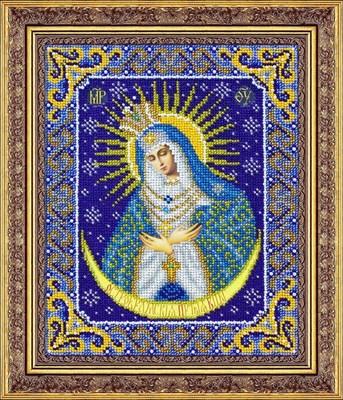 Изображение Пресвятая Богородица Остробрамская