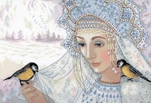 Изображение Зимняя царица