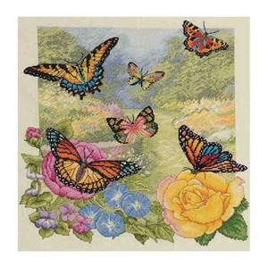 Изображение Сад бабочек (Butterfly Garden)