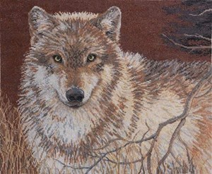 Изображение Серый волк (Gray Wolf)