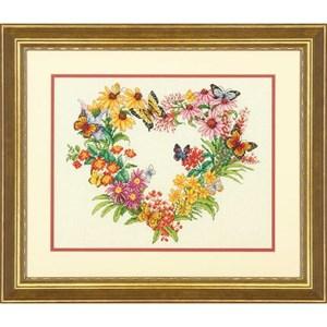 Изображение Венок из диких цветов (Wildflower Wreath)