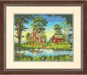 Изображение Летний коттедж (Summer Cottage)