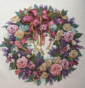 Изображение Венок из роз
