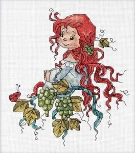 Изображение Фея виноградной лозы