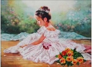 Изображение Юная балерина