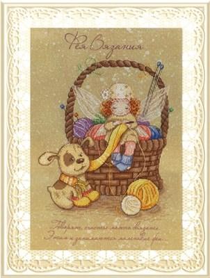 Изображение Фея вязания