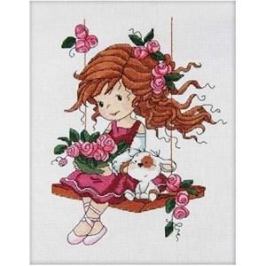 Изображение Качели из роз