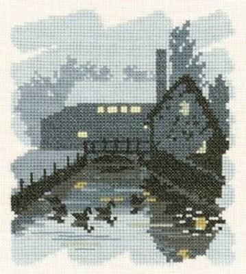 Изображение Мельничный пруд (Mill Pond)