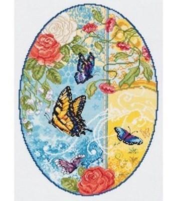 Изображение Фантазия бабочек (Butterfly Fantasy)