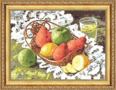 Изображение Натюрморт с грушами