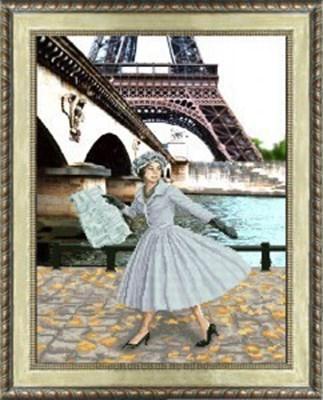 Изображение Опять в Париже листопад