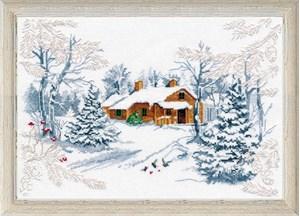 Изображение Сказка зимнего леса
