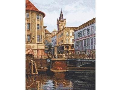 Изображение Лавочный мост. Старый Кёнигсберг