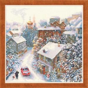 Изображение Снежная зима