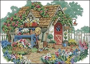 Изображение Дом садовника