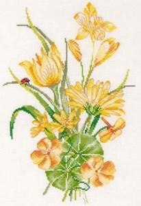 Изображение Желтый букет (The Yellow Bouquet)
