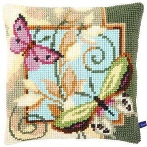 Изображение Бабочки (подушка) (Butterflies)