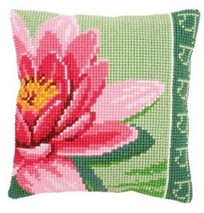 Изображение Кувшинка розовая (подушка) (Rosa Lotus Blume)
