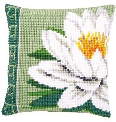 Изображение Кувшинка белая (подушка) (White lotus flower)