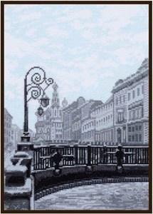 Изображение Итальянский мост. Санкт-Петербург