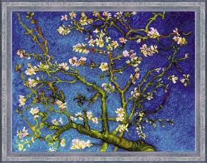Изображение Цветущий миндаль Ван Гог