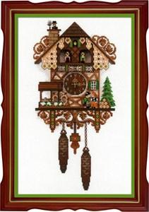Изображение Часы с кукушкой