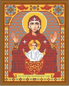 Изображение Икона Неупиваемая Чаша