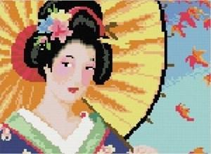 Изображение Японка