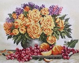 Изображение Жёлтые розы