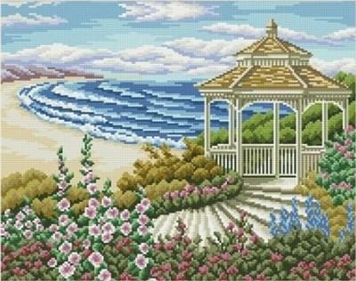 Изображение Беседка у моря