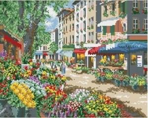 Изображение Цветочная улица