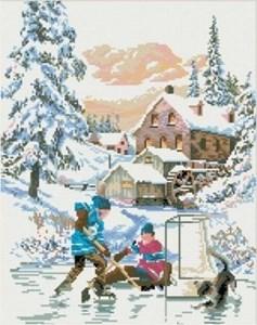 Изображение Зимние забавы