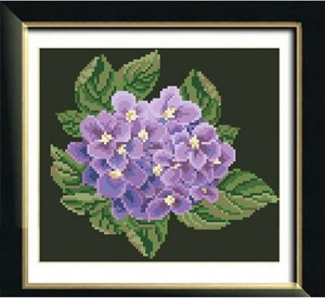 Изображение Цветок гортензии