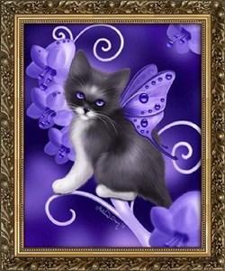 Изображение Чёрный котёнок