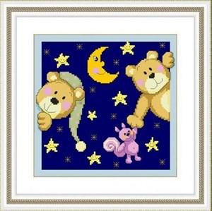 Изображение Звёздная ночь
