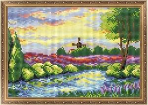 Изображение Вечерняя река