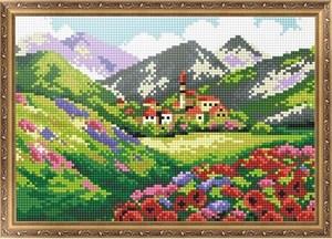 Изображение Город в горах