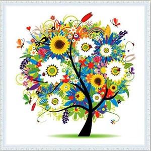 Изображение Солнечное дерево