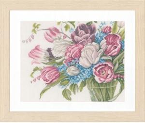 Изображение Красивый цветочный букет (Pretty bouquet of flowers)