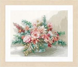 Изображение Цветочное сердце (A Heart of Flowers)