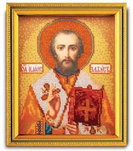 Изображение Икона Святой Иоанн Златоуст