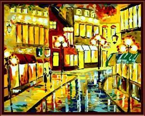 Изображение Вечерняя улочка