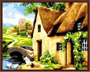 Изображение Домик в деревне